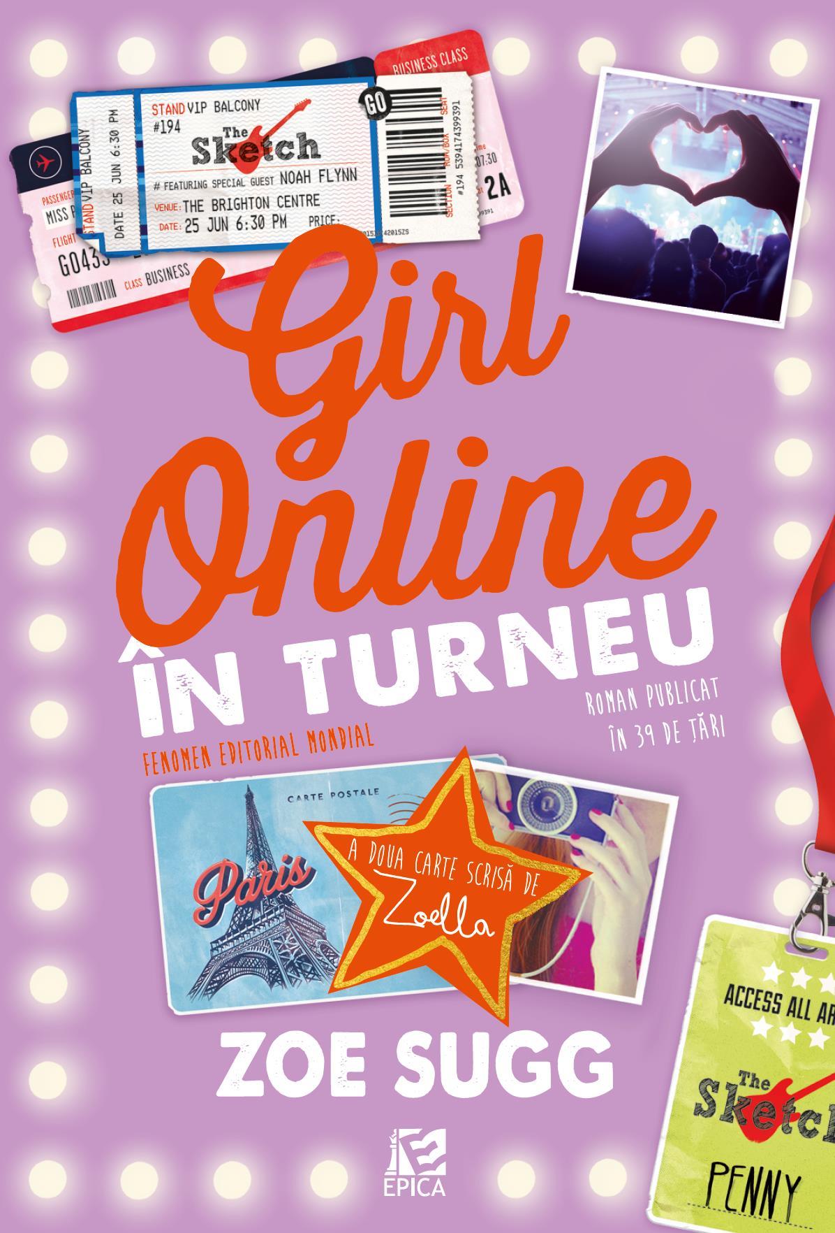 Girl Online în turneu